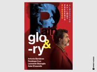Pain and Glory (Pedro Almodóvar,  2019) Movie Poster