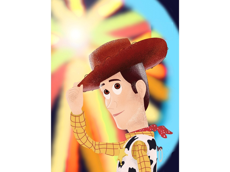 So Long Partner disney animation pixar toystory london character design adobe photoshop adobe illustrator vector illustration flat drawing digital illustration digital art design