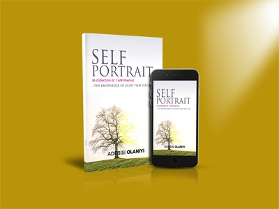 Self Portrait Book Cover