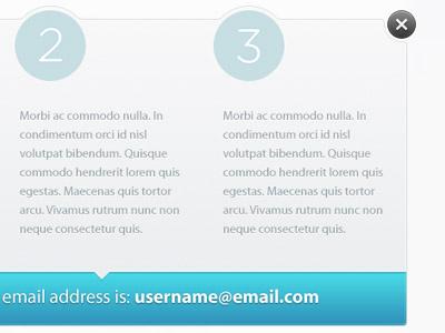 HS.me - Popover homescreen website popup