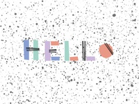 Hello Typography