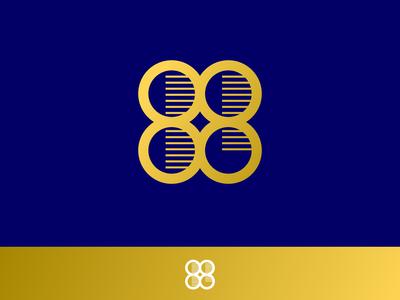 B & R Letters Monogram - Logo Design Concept