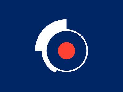 Focus Logo Design / Brand Identity Design / Concept / Exploratio startup identity monogram icon brand identity app icon branding brand logo point dot round focal focused focus