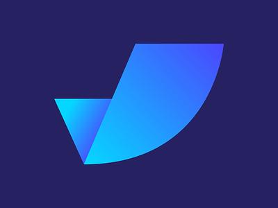 J and V Letters Monogram - Logo Design Concept   Brand Identity lettering app icon icon brand design brand identity branding brand concept logo design logo monogram v letter j letter j and v v j