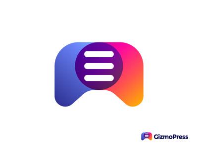 Gadget News Logo Design Concept | Brand Identity