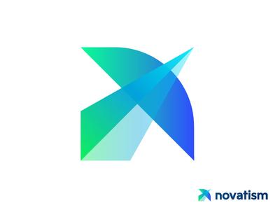 Modern Futuristic Logo Design | Business Name for Startup