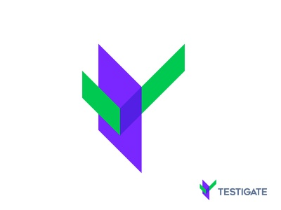 Software Testing Business Name + Logo | Brand Identity Startup