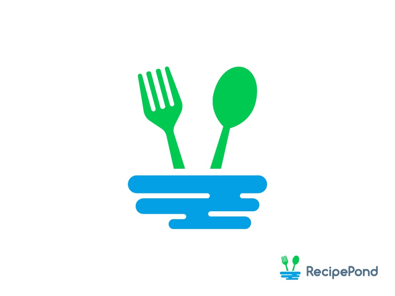 Cooking Brand Recipes Logo Design Concept By Adrian