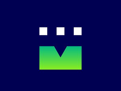 Messaging App Logo Design Concept | Brand Identity