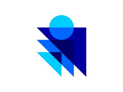 Shopping Logo Design | E-Commerce Bag + Arrow App Icon