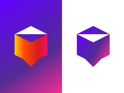 Fox + Box | Logo Design Concept | Branding