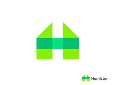 Home / House + H Letter Brand Identity | Logo Design