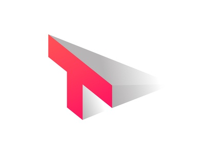 T Letter + Play Button Logo Design Exploration | Concept
