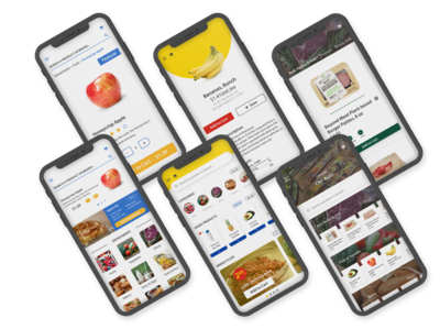 Mobile Grocery Apps