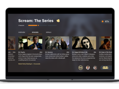 Video Streaming Service - Kernel
