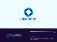 Invenire Logo Design