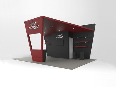 Stand (concept design) FIHAV 2018