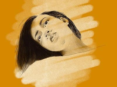 Pencil study designer illustration art design