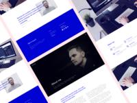 Portfolio — About me