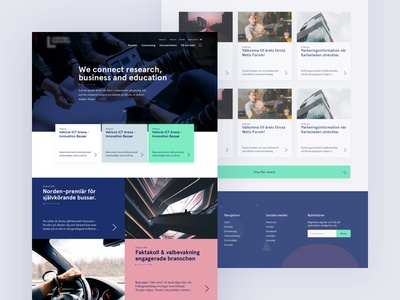 Redesign mockups arrows wip web design mockups web science cyan red blue