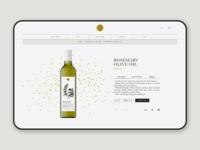 Buono website design