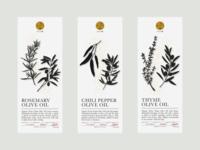 Buono label design