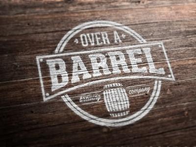 Over A Barrel Logo