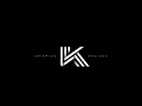 Kristian designs logo