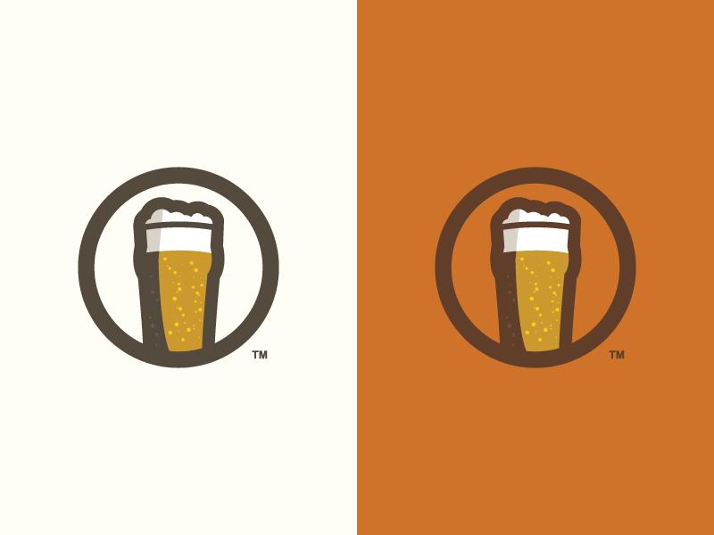 Novembeer thanksgiving november drink brand craft brew brewery logo beer fall