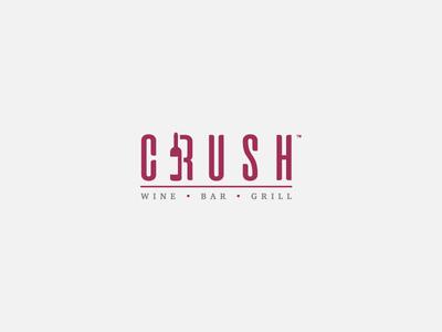 Crush Wine Bar Concept