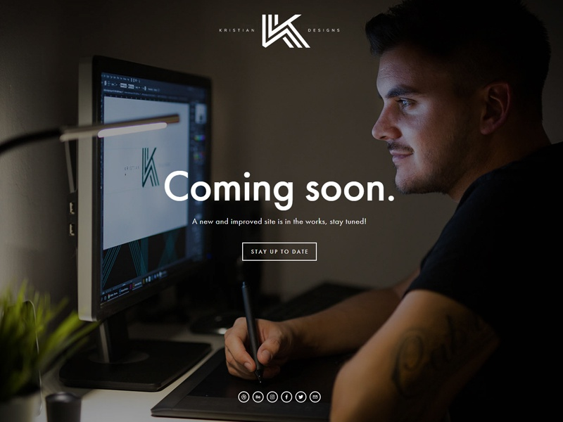 New Web Portfolio workspace branding work website personal portfolio design web