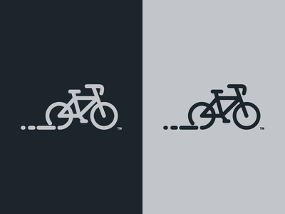 Bicycle Burnout recreation sports sport outdoors branding bike brand logo icon bicycle