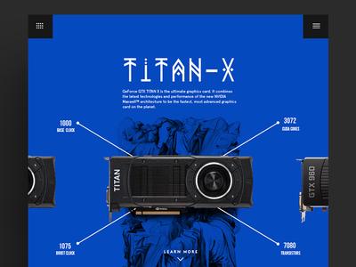 Geforce TitanX
