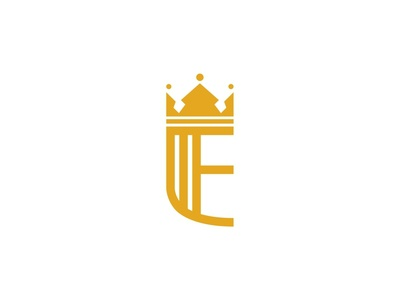 Elegant and Luxury E Letter Logo Design for Apparel Design elegant logo luxury logo apparel logo minimalist simple business brand logo design