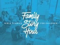 Family Story Hour Rebranding