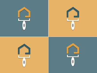 Decorator new brand logo icon userinterface illustration design flat minimal brand design brand identity branding logodesign logotype uidesigner uidesign ux ui logo design logo
