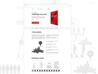 Book microsite