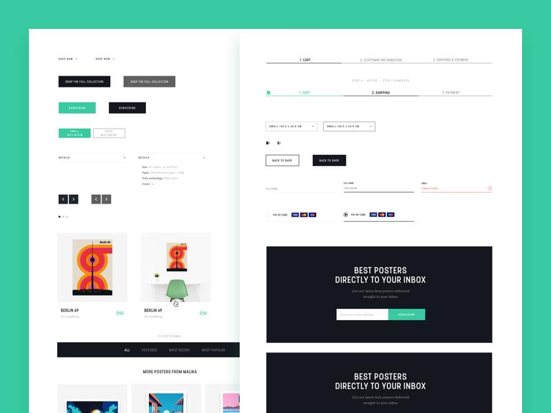 Design market styleguide strv