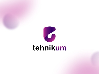 Tehnikum design brand иллюстрация logo
