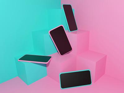 Phones vector дизайн