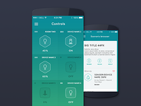 Android Devices Mockups