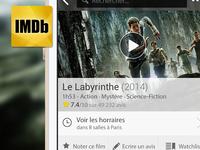 IMDB movie view
