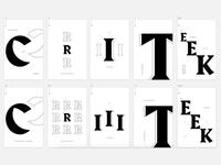 Crit-eek / Critique