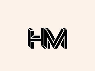 HambroMarn - Logo typography type logotype visual  identity symbol icon symbol minimal id icon mark welovenoise logo design branding identity brand