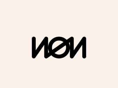 Neon - Logo typography type logotype visual  identity symbol icon symbol minimal id icon mark logo design branding identity brand