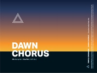 Dawn Chorus DIPA ⟁ Triple Crossing