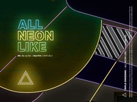 All Neon Like IPA ⟁ Triple Crossing