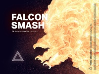 Falcon Smash ⟁ Triple Crossing