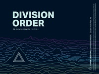 Division Order DIPA ⟁ Triple Crossing