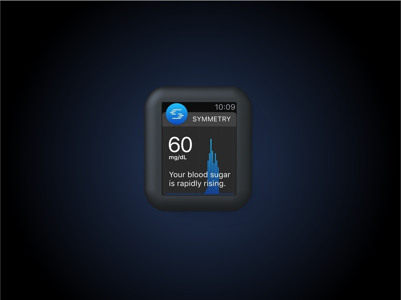 Notification design icon dailyui monitoring ui app watchos wearable notification apple watch health data